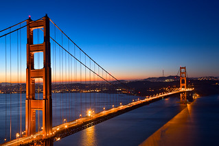 Golden Dawn Bridge - HDR | by Bold Frontiers