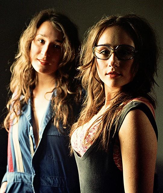 Angie & Rachel 1