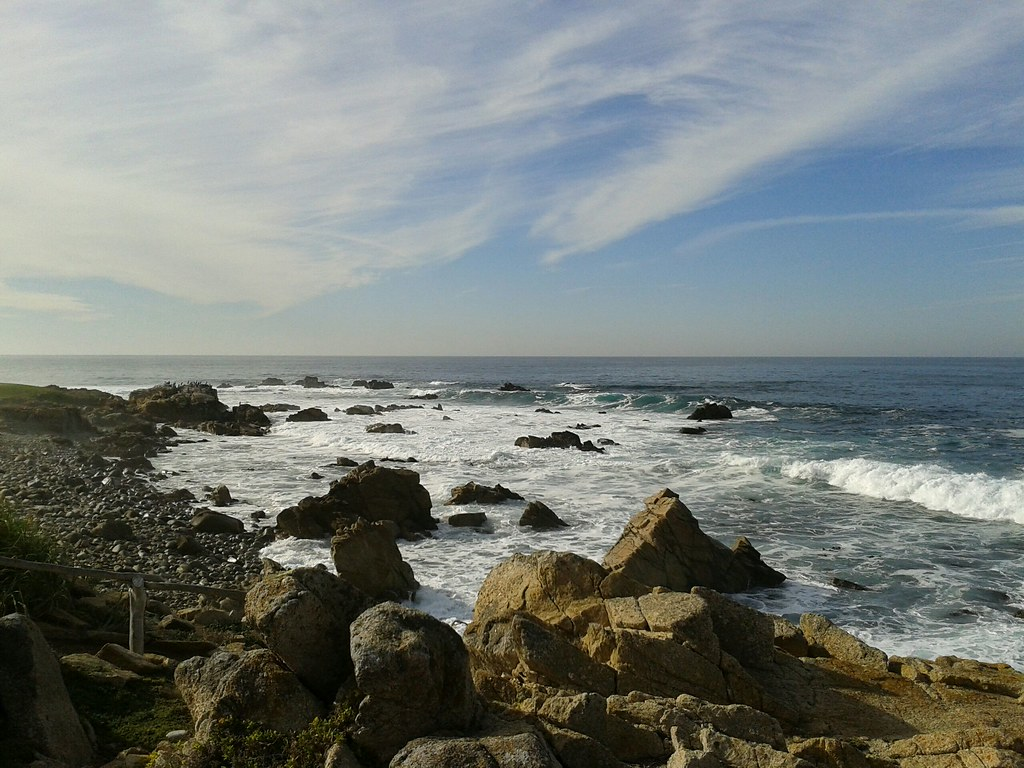 Shores of the 17 Mile Drive Part 2