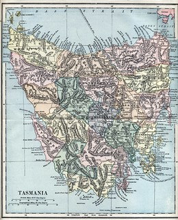 Tasmania, in 1902 encyclopedia