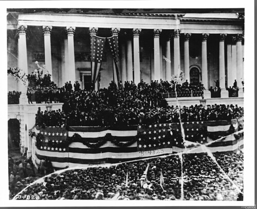 1869 Inauguration of Ulysses S. Grant | by USCapitol