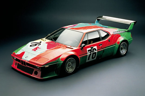 BMW-M1-Group-4-by-Andy-Warhol-1979