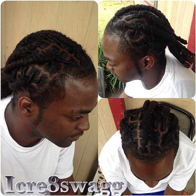Platted Dreads Fresh2def Icre8swagg Fresh Freshdreads Flickr