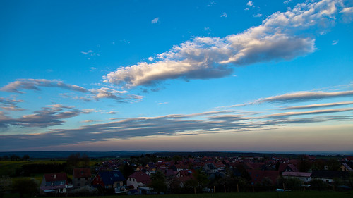 blue sunset sky sun clouds canon germany deutschland thüringen himmel wolken bluesky thuringia sonne blauerhimmel sonnenstrahlen eichsfeld ef24105mmf4lisusm canoneosd canoneos5dmarkii