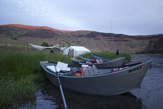 Koffler Boats in camp | by ethan nickel