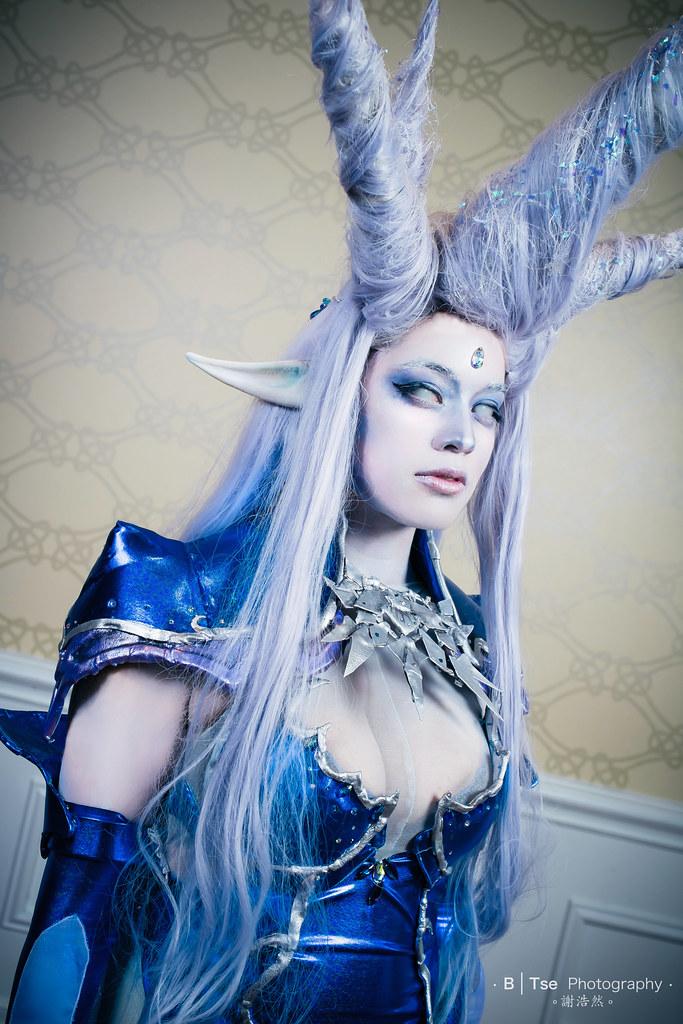 Shiva | Final Fantasy XIV www facebook com/SuWanCosplay