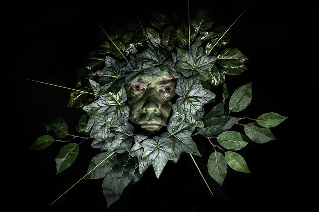 Green man, Spirit of the Forest