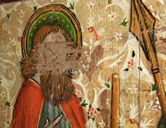 iconoclasm: St James the Less