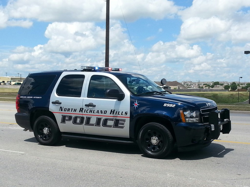 Private Officer Breaking News: North Richland Hills police
