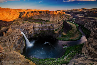 Palouse Falls | by CNaene