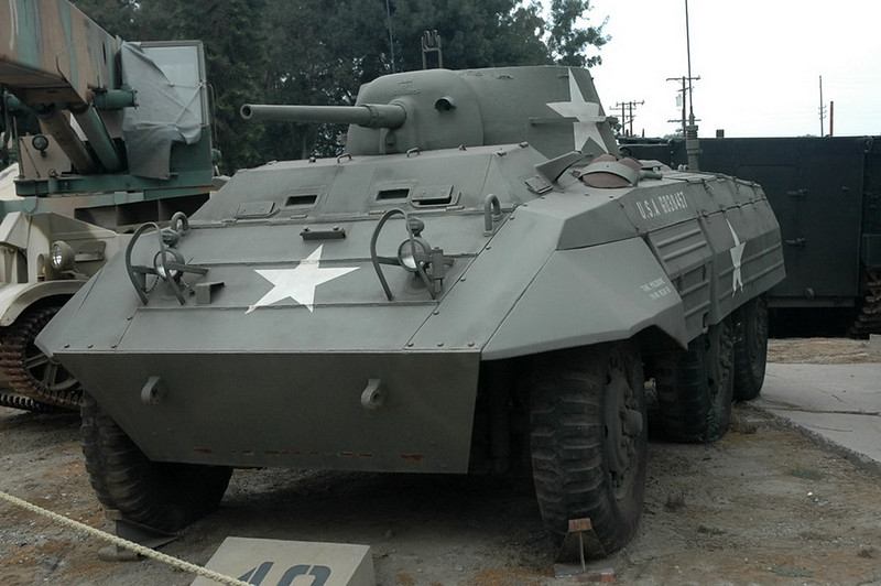 M8 Armored Car (1)