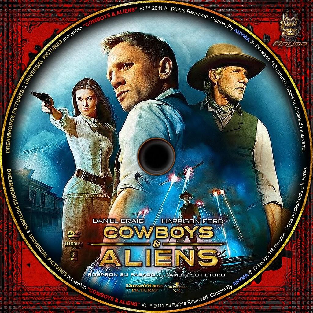Cowboys Aliens 2011 Anyma 2000 Flickr