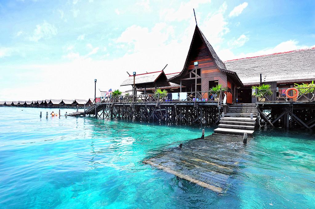 Kapalai Island Resort | Semporna, Sabah | Malaysian North ...