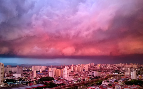 brazil sky urban cloud colors weather brasil skyline clouds sunrise day saopaulo cloudy overcast sp