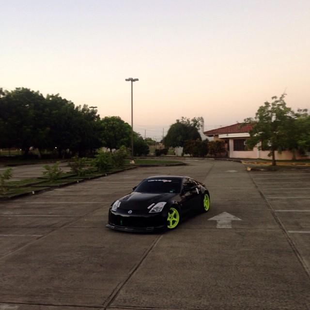 import #nismo #nissan #350z #drift #ksport #drifting #fit