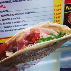 Mmmmm #yummy #piadina