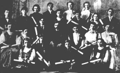 1907 St. Johns Grammar School graduates