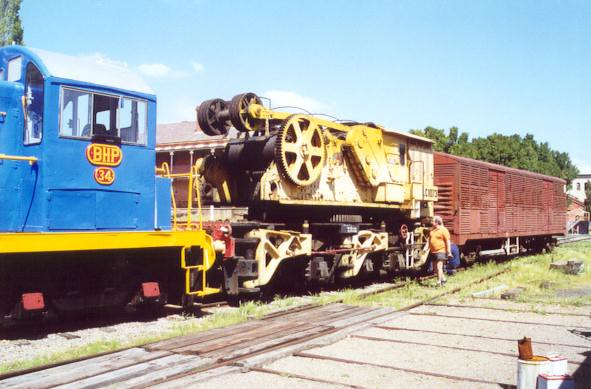 1073 at RMC 30/9/2000 by LC1073