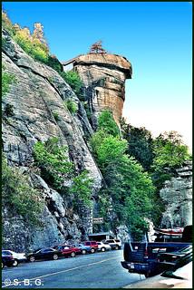 Chimney Rock Park - North Carolina