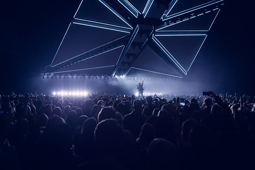 The Weeknd, Oslo Spektrum 2017 | by NRK P3