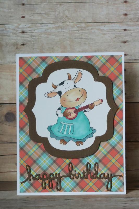 My Sister's Birthday Card