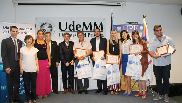 Argentina-2016-12-06-UPF-Argentina Honors Volunteers with Awards