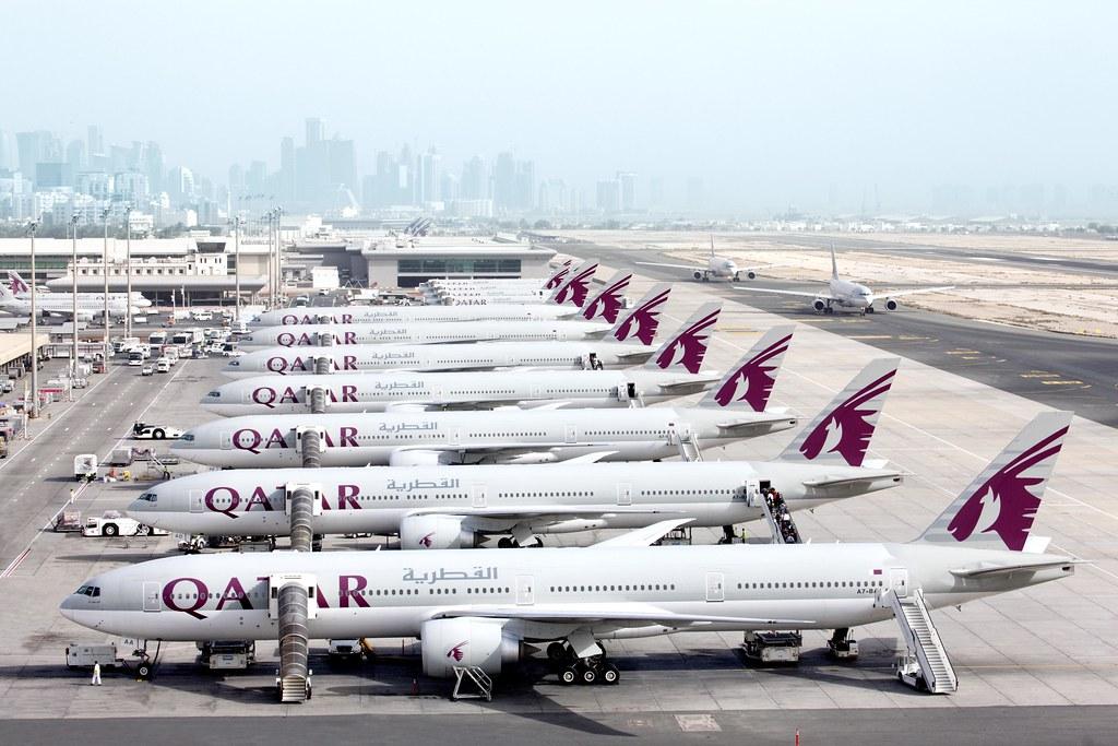 Image result for qatar airways flickr