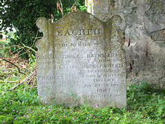 William and Frances Tipple and Bathsheba Cranfield