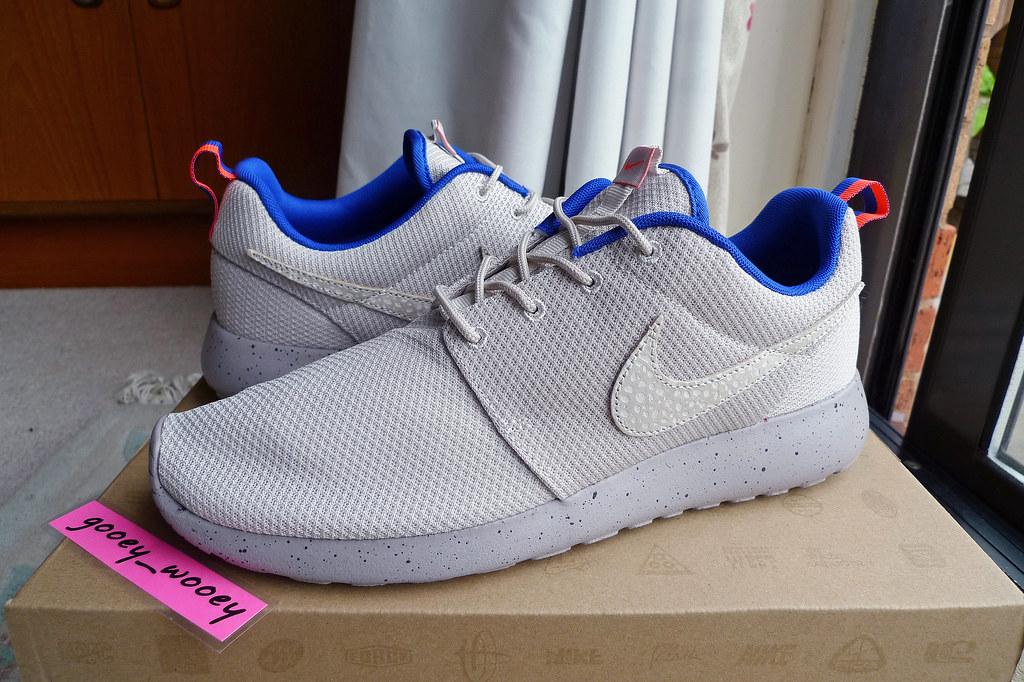 watch 0bdc3 654b8 Nike Roshe Run x Size? Urban Safari Pack 'Desert Sand / Sl ...