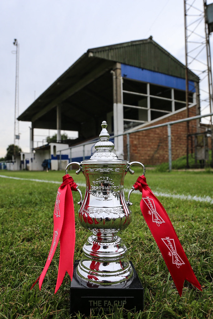 Hertford Town 2 Colney Heath 1 FA Cup Extra Preliminary Round
