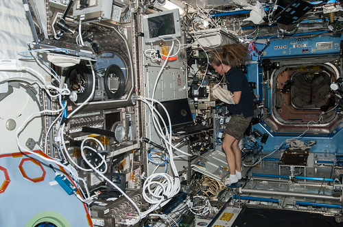 NASA astronaut Karen Nyberg