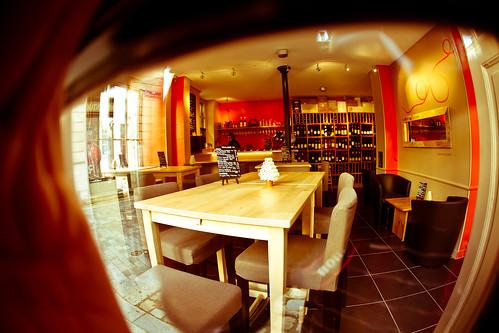 Bar à vin La Ligne Rouge