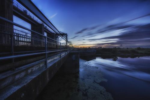 sunset river sigma sunsets rivers fens sluice fenland denversluice sigma816 darbians