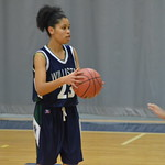 Girls JV Basketball vs. Stoneleigh 2014