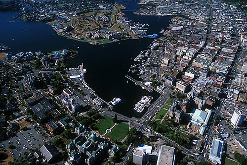 Capital of British Columbia: Victoria, Vancouver Island, British Columbia, Canada