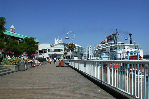 New Westminster Quay, New Westminster, Greater Vancouver, British Columbia, Canada