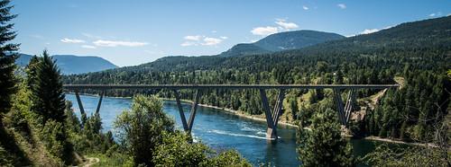 bridge pentax columbiariver castlegar kinnairdbridge pentaxk01 imgp0709 rahmenbridge summervacation2013 rigidframebridge