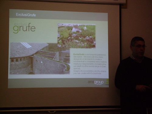 Green Roofing presentation | by The BTC