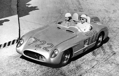 Mercedes-Benz 1955  300 SLR @ MM