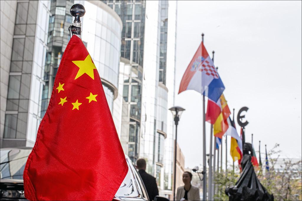 Xi Jinping at the EP