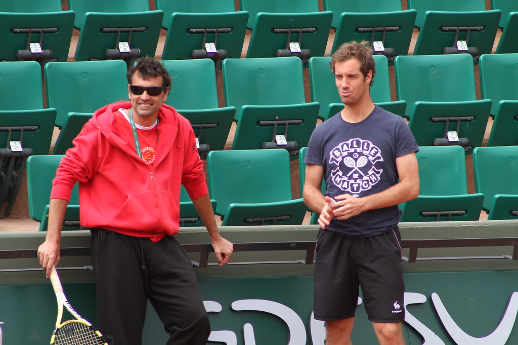 Bruguera and Gasquet