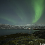 Viajefilos en Tromso, Auroras Boreales 011
