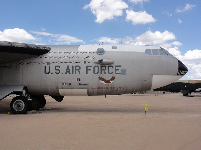 Boeing NB-52A Stratofortress (2)