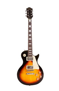 Fortissimo-LP-Electric-Guitar-–-Sunburst | by Bonsoni.com