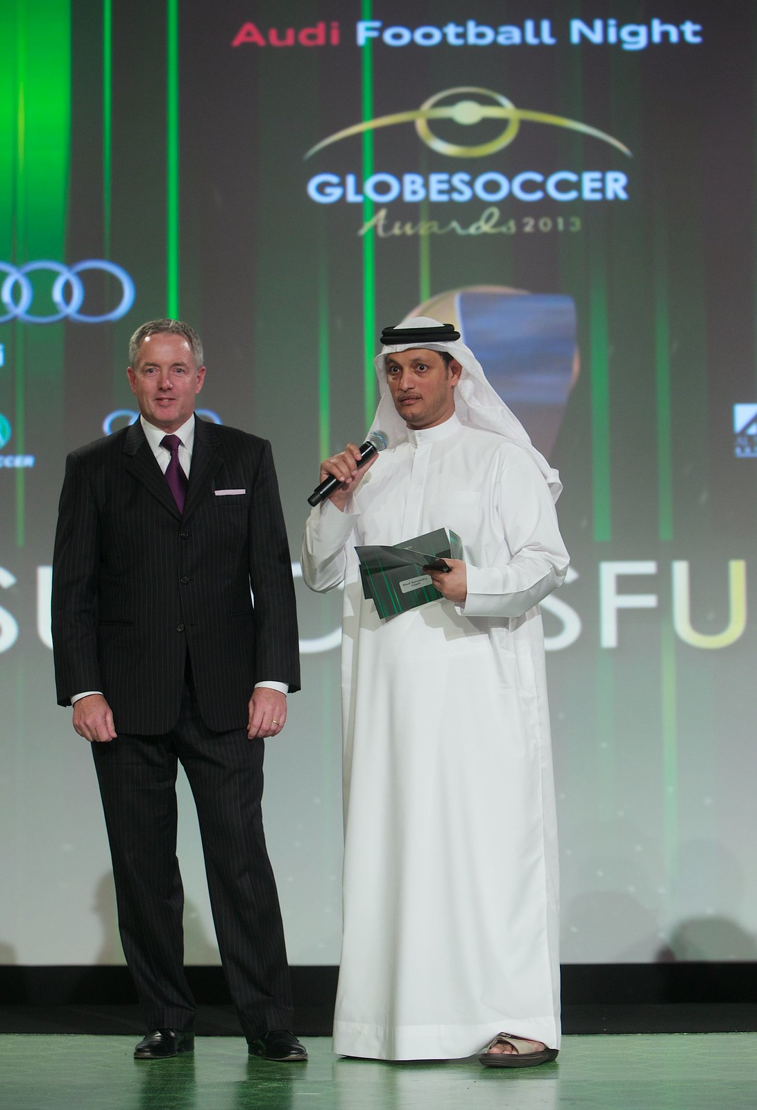 Globe Soccer Awards 272