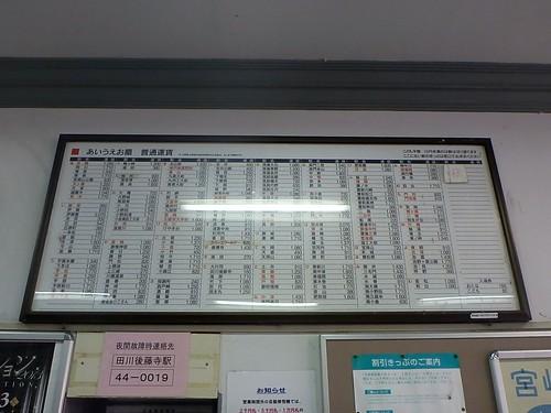 Tagawa-Ita Station, JR | by Kzaral
