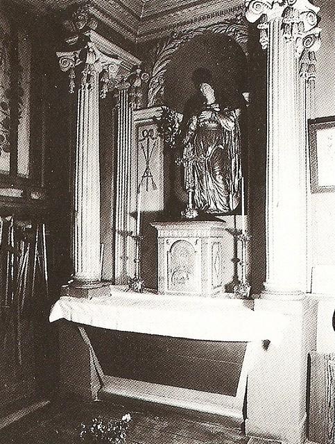 st philomena chapel