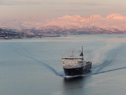 15 - Tromso - nog een boot