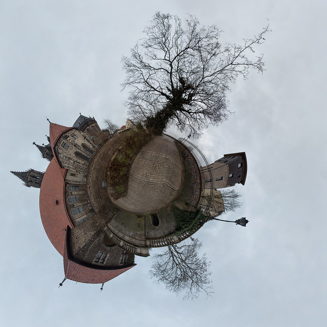 Unterhalb des Tatarenturm