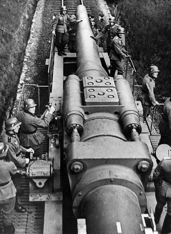 Railway gun